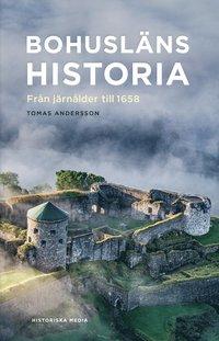 bokomslag Bohusläns historia