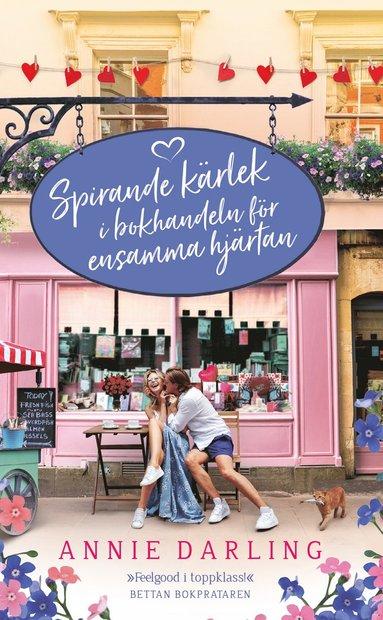 bokomslag Spirande kärlek i bokhandeln för ensamma hjärtan