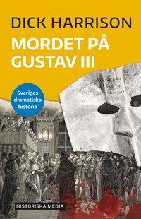 bokomslag Mordet på Gustav III