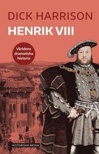 bokomslag Henrik VIII