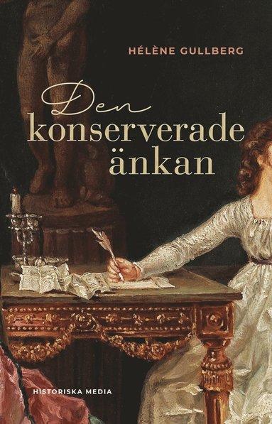 bokomslag Den konserverade änkan