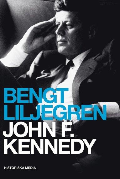 bokomslag John F Kennedy