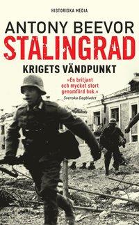 bokomslag Stalingrad : krigets vändpunkt