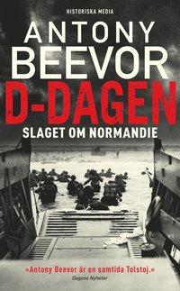 bokomslag D-Dagen : slaget om Normandie
