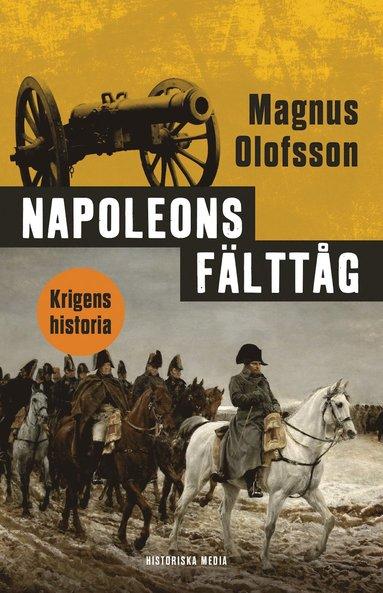 bokomslag Napoleons fälttåg