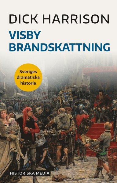 bokomslag Visby brandskattning