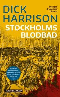 bokomslag Stockholms blodbad