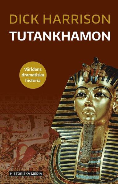 bokomslag Tutankhamon
