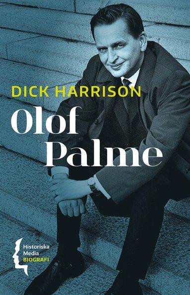 bokomslag Olof Palme