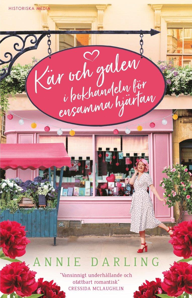 Kär och galen i bokhandeln för ensamma hjärtan 1