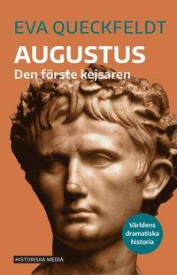 bokomslag Augustus. Den förste kejsaren
