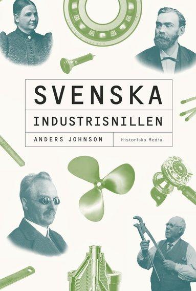 bokomslag Svenska industrisnillen