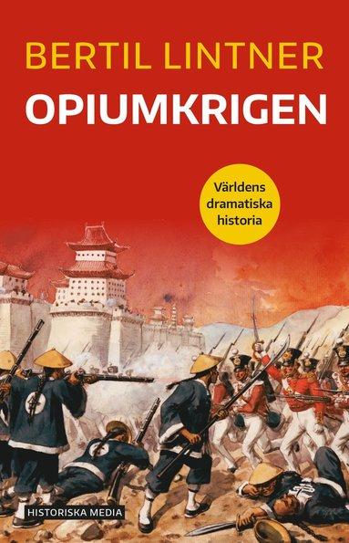 bokomslag Opiumkrigen