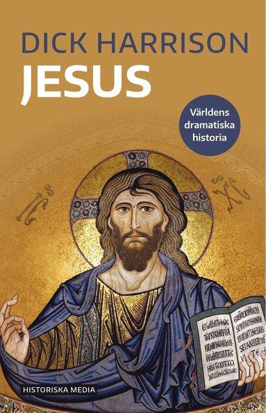 bokomslag Jesus