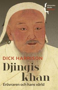 bokomslag Djingis khan. Erövraren och hans värld