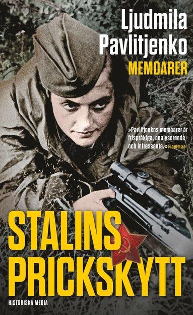 bokomslag Stalins prickskytt
