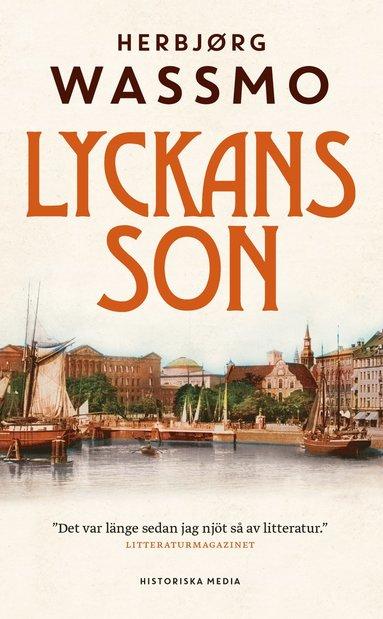 bokomslag Lyckans son