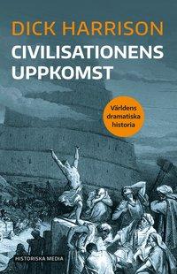 bokomslag Civilisationens uppkomst