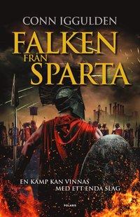 bokomslag Falken från Sparta