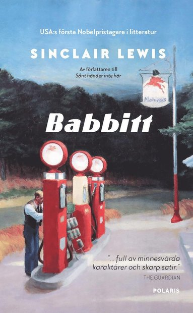 bokomslag Babbitt