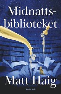 bokomslag Midnattsbiblioteket