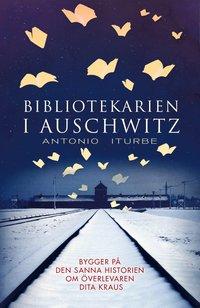 bokomslag Bibliotekarien i Auschwitz