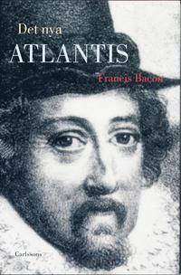 bokomslag Det nya Atlantis