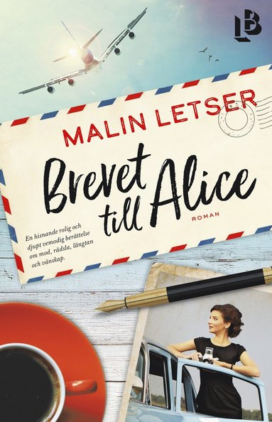 bokomslag Brevet till Alice