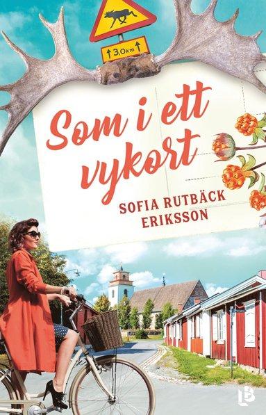 bokomslag Som i ett vykort