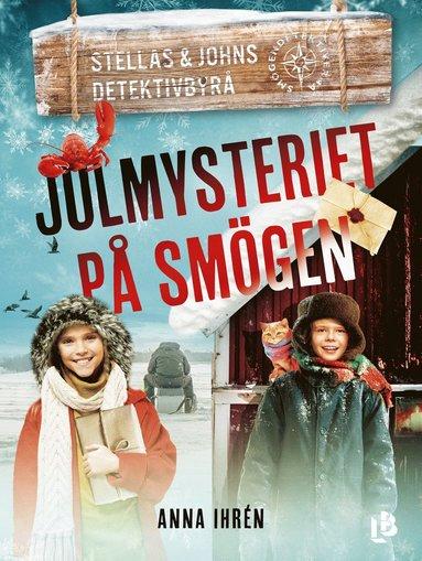 bokomslag Julmysteriet på Smögen