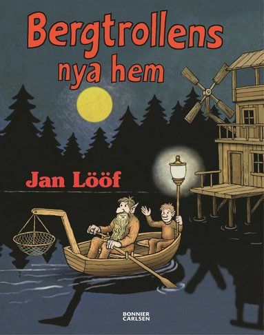 bokomslag Bergtrollens nya hem