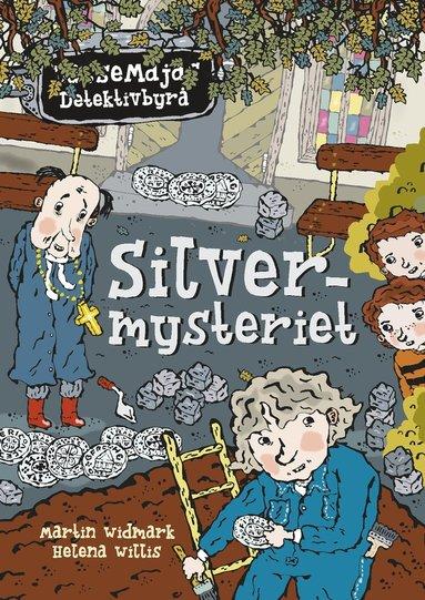 bokomslag Silvermysteriet