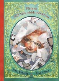 bokomslag Flickan som ville rädda böckerna