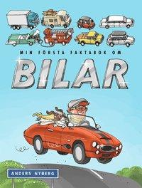 bokomslag Min första faktabok om Bilar