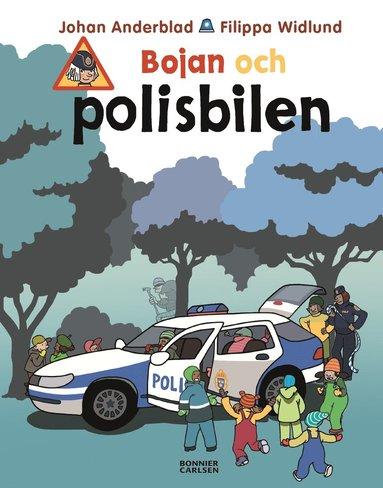 bokomslag Bojan och polisbilen