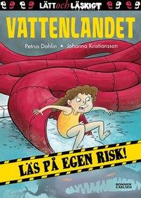 bokomslag Vattenlandet