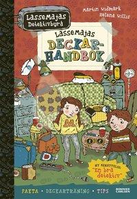 bokomslag LasseMajas deckarhandbok