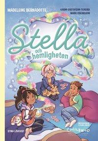 bokomslag Stella och hemligheten