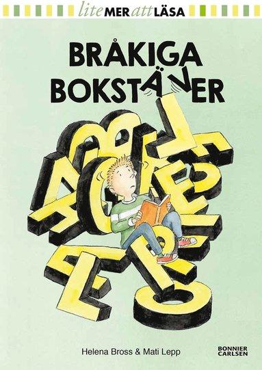 bokomslag Bråkiga bokstäver