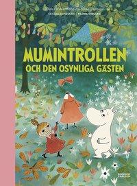 bokomslag Mumintrollen och den osynliga gästen