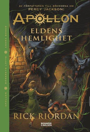 bokomslag Eldens hemlighet
