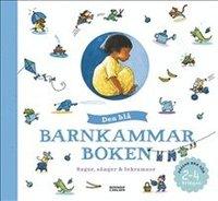 bokomslag Den blå barnkammarboken