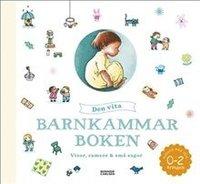 bokomslag Den vita barnkammarboken 2019