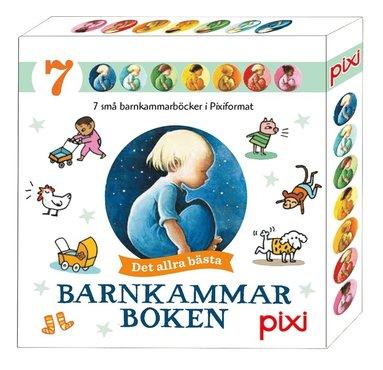 bokomslag Barnkammarboken 2019 Pixi