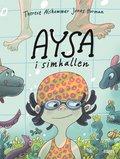 bokomslag Aysa i simhallen