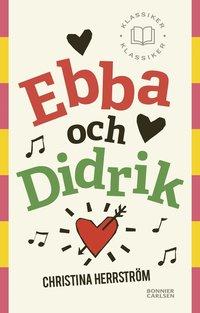 bokomslag Ebba och Didrik