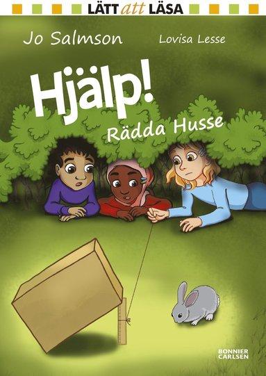 bokomslag Hjälp! Rädda Husse