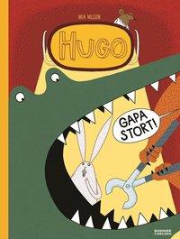 bokomslag Hugo – Gapa stort!