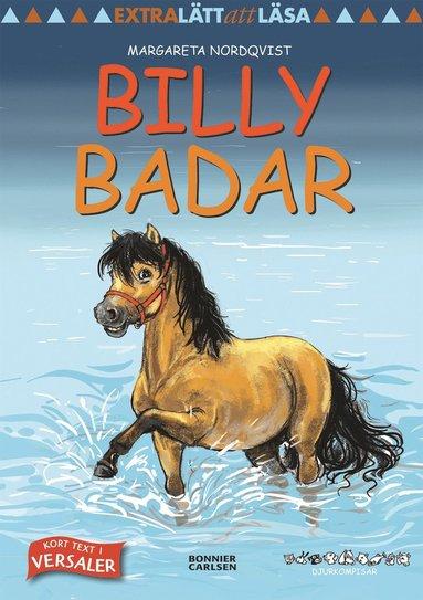 bokomslag Billy badar