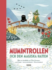 bokomslag Mumintrollen och den magiska hatten